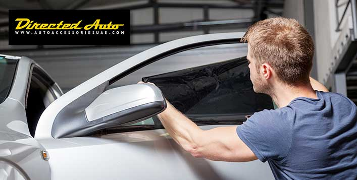 Window Tinting For Small Car, Sedan Or SUV