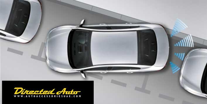 Rear parking sensors/ Rear view mirror+camera