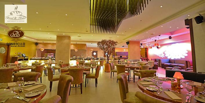 Bread Amp Butter Restaurant Theme Night Buffet