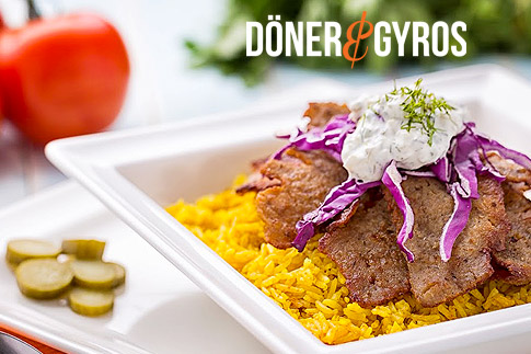 Pay AED 25 and receive a value voucher worth AED 50 to spend on anything from the menu at Doner & Gyros. Valid at 3 locations in Dubai!