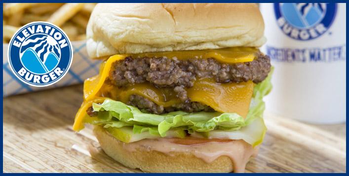 Sample Front Elevation Burger : Elevation burger