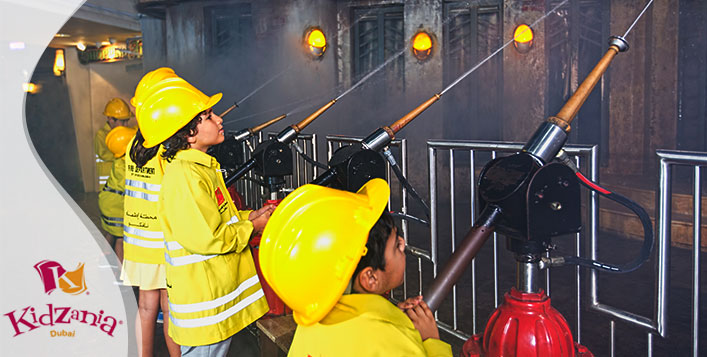 Let Your Children Have A KidZania Adventure!