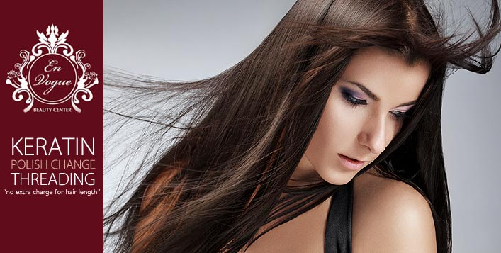 Keratin Beauty Package