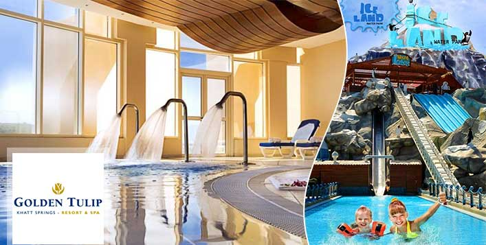 Golden Tulip Stay+ Iceland Waterpark + Zoo