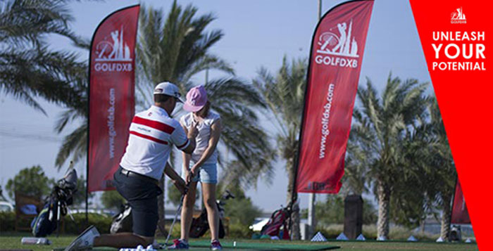 Learn from qualified PGA professional coaches