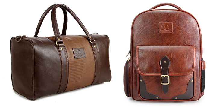 Duffel Bags, Backpacks or Sling Laptop Bags