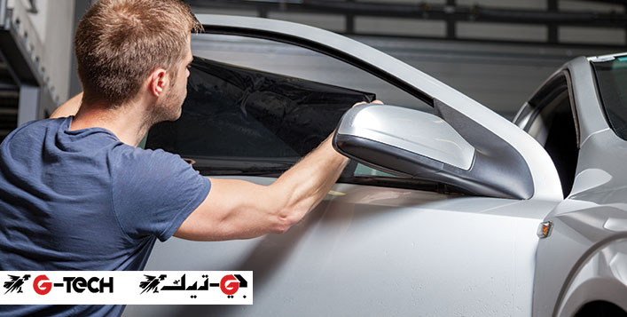 Window Tinting and Body Clay Treatment