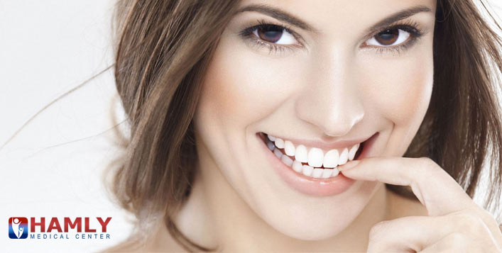 Be more confident with healthy teeth!