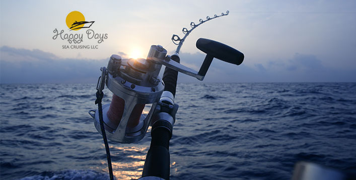 Fishing Trips by Happy Day Sea Cruising