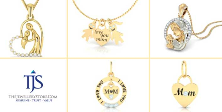 Get her a pendant of your choice!