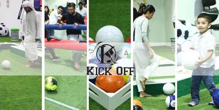 Kick Off Sports & Amusement Tracks