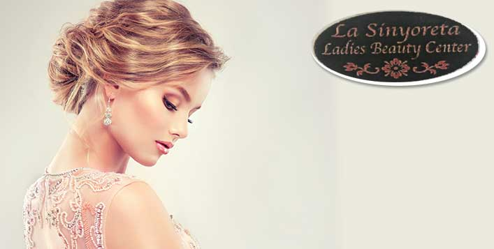 Waxing or 6 Beauty Services at La Sinyoreta