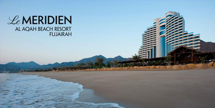 Le Meridien Al Aqah Beach Resort All Inclusive Package