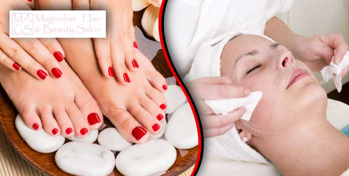 Hydradermie liftGuinot facial also available