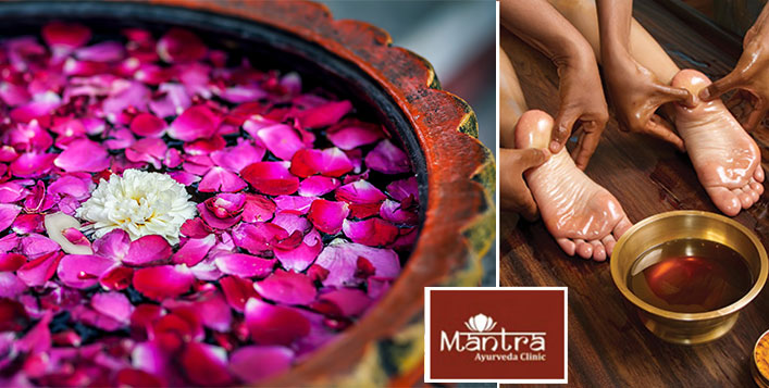 Relaxation Therapy at Mantra Ayurveda Clinic