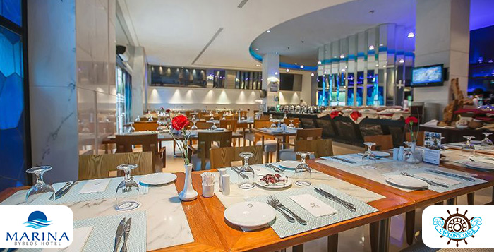 Lunch or Brunch Buffet at Marina Byblos Hotel