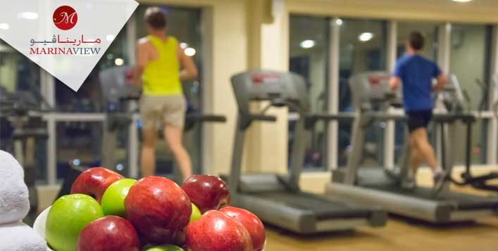 One Month Gym Membership at Marina View Hotel