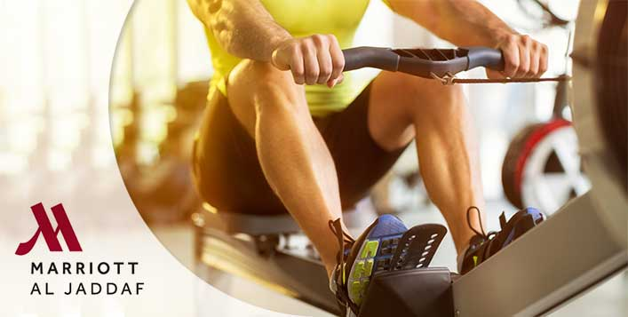Marriott Hotel Al Jaddaf Gym Membership