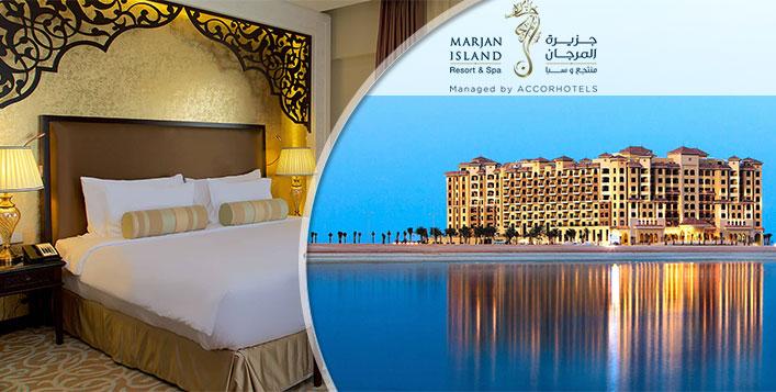 Includes buffet breakfast Al Liwan Restaurant