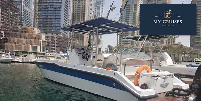 Board the 40 Ft Yacht for a scenic cruise