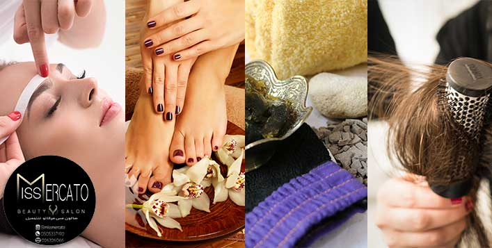 Miss Mercato Salon Pamper Packages