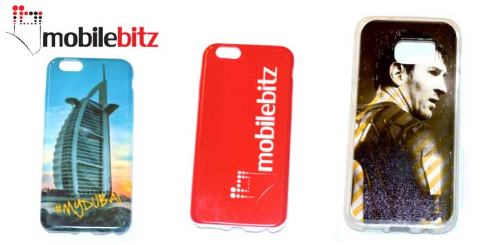 1, 2, or 3Customized iPhone or Samsung Covers