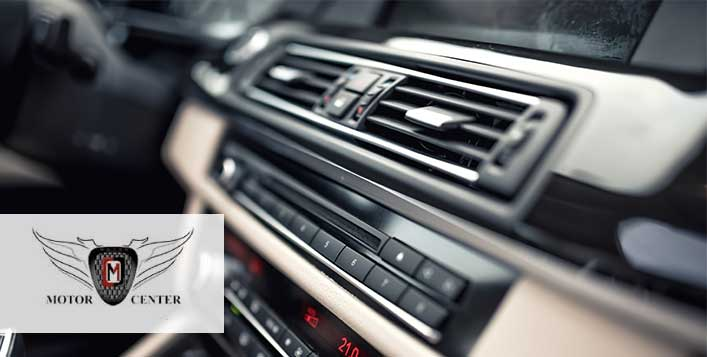 Get fresh and fragrant air inside the car