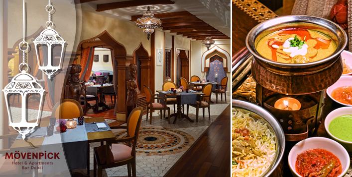 Prepared by renowned Chef Hasib Qureshi