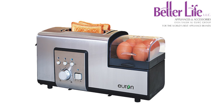 BetterLife – Euron Multifunction Toaster