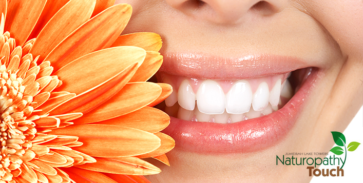 Let those pearly whites shine!