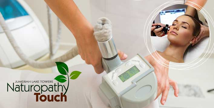 Slimming Sessions from Naturopathy Touch