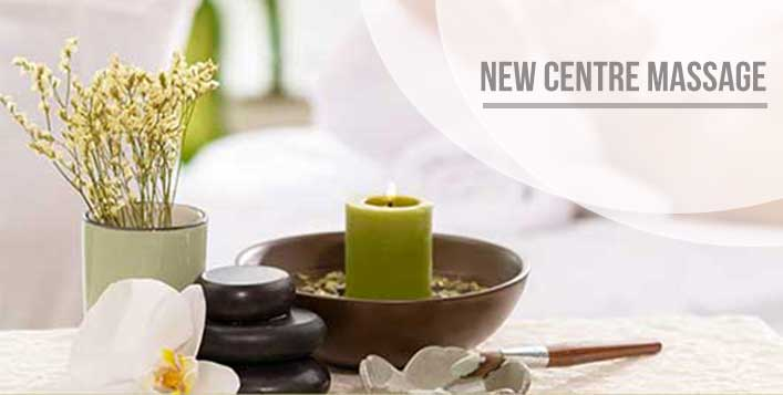 Relaxation Treatment at New Spa Center
