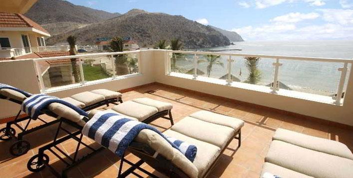 Spacation @ Oceanic Khorfakkan Resort & Spa
