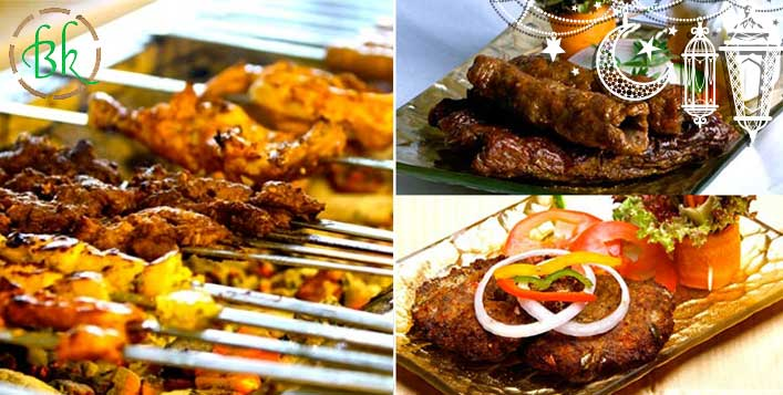 Delicious BBQ & curries of Pakisthani cuisine