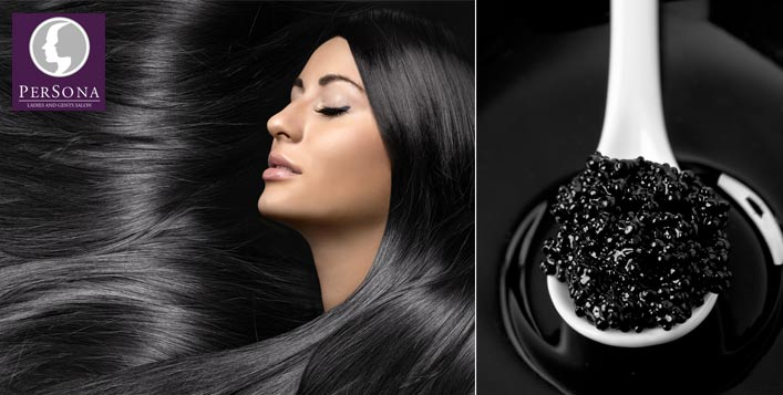 Caviar Hair Treatment at Persona Salon JLT