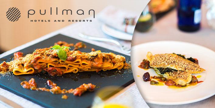 Manzoni Italian Restaurant, Pullman Dubai JLT