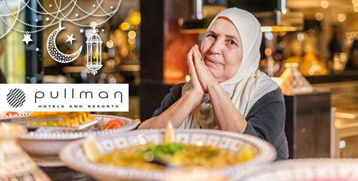 Chef Mama's Iftar Buffet @ Medley Restaurant