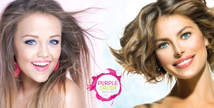 Party Hairdo & Makeup for Girls & Women
