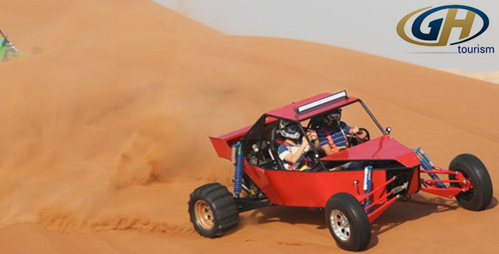 30 min Dune Bashing Experience + More