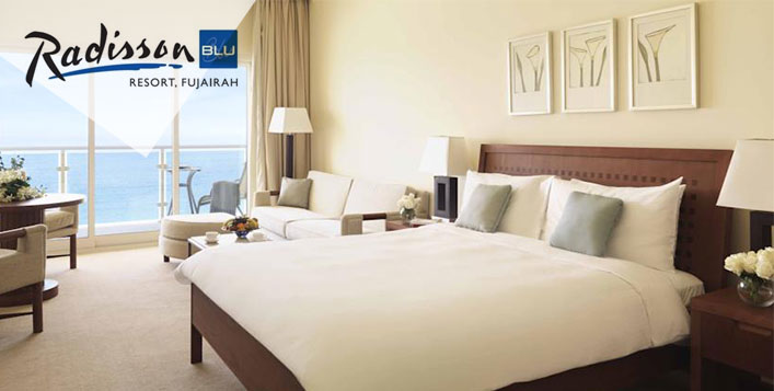 EID-away at the Radisson Blu Resort, Fujairah