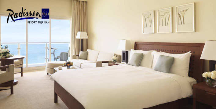 5*Radisson Blu Resort Fujairah Family Stay