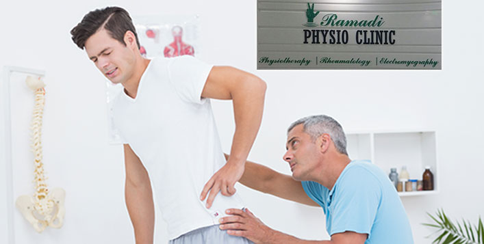 Includes consultation &optional Physiotherapy