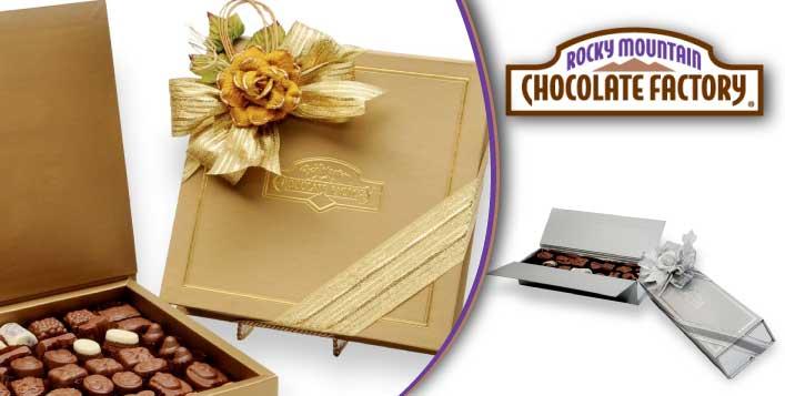 Premium chocolates at moderate prices