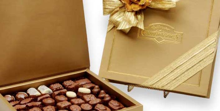Premium chocolates at moderate prices