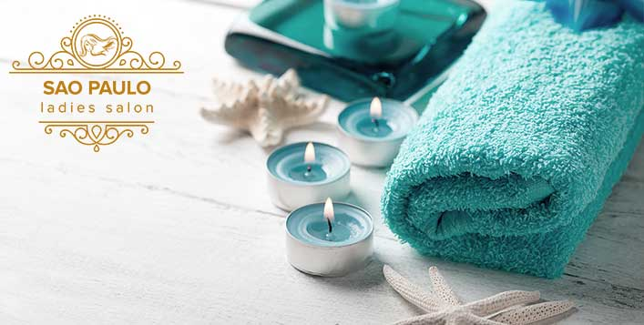 Luxury Spa Services at Sao Paulo Ladies Salon