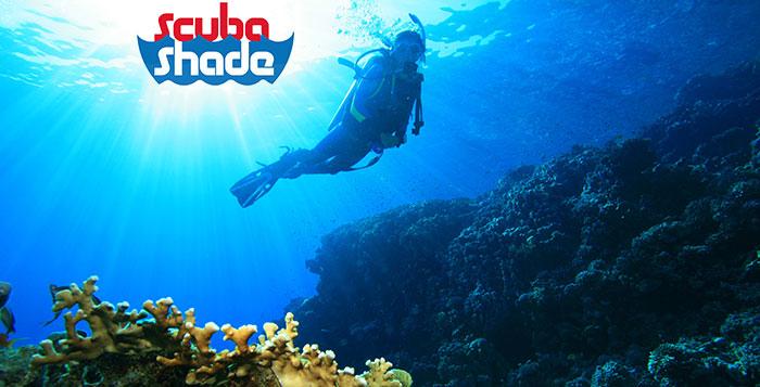 Supervised beach scuba diving