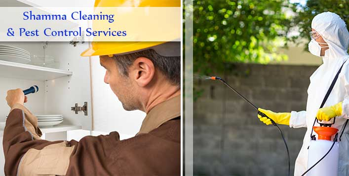 Shamma Cleaning & Pest Control Services