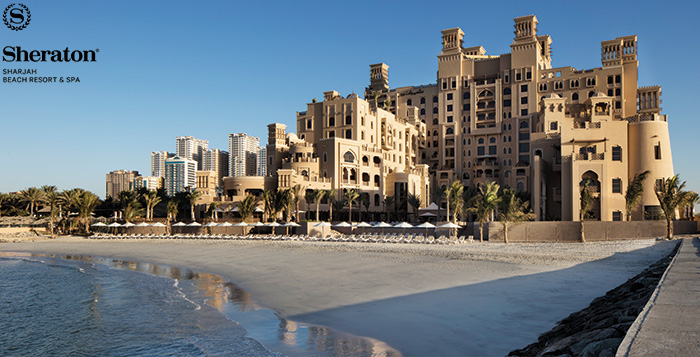 Ramadan Stay At Sheraton Sharjah Beach Resort