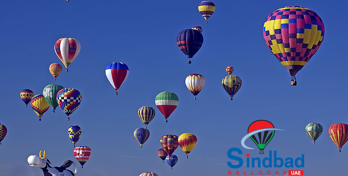Hot Air Balloon Ride for up to 20 people!