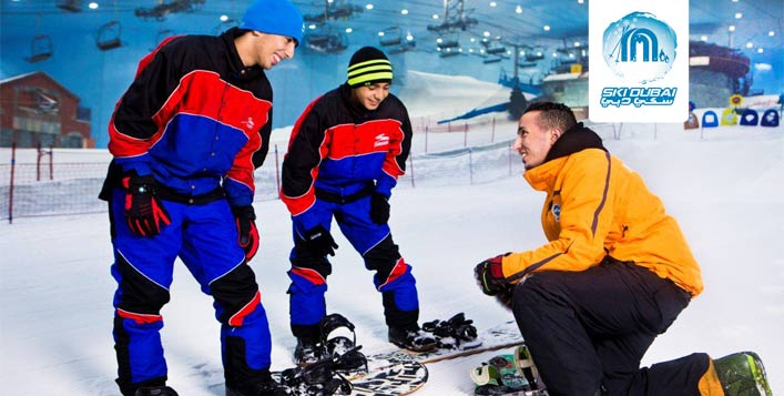 Learn the basics of Skiing & Snowboarding
